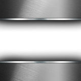 Abstract light metal background Royalty Free Stock Images