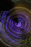 Abstract light movement background Royalty Free Stock Photography
