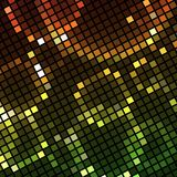 Abstract Light multicolored mosaic background Royalty Free Stock Image
