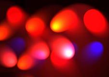 Abstract light nodules Stock Image