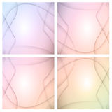 Abstract light purple backgrounds Royalty Free Stock Images