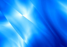 Abstract light shape blue color background. Royalty Free Stock Images