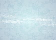 Abstract light technical geometric background Royalty Free Stock Photos