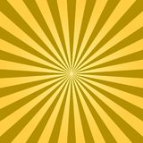 Abstract light yellow sun rays background. Vector. Abstract light yellow sun rays background. Vector Stock Photography