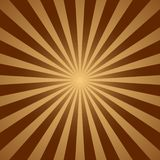Abstract light yellow sun rays background. Vector illustration eps 10 royalty free illustration