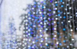 Abstract lighting for background. Abstract lighting chrismas blurred background and soft bokeh stock photos