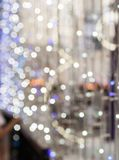 Abstract lighting for background. Abstract lighting chrismas blurred background and soft bokeh stock photography