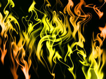 ABSTRACT LIGHTING EFFECT Royalty Free Stock Photography