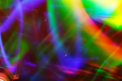 Abstract lighting trace. Stock Images