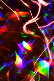 Abstract lighting trace. Stock Photography