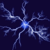 Abstract lightning Stock Photography