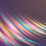 Abstract Lightpainting Vector Background Stock Photo