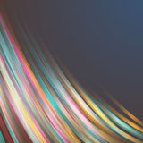 Abstract Lightpainting Vector Background Royalty Free Stock Photo