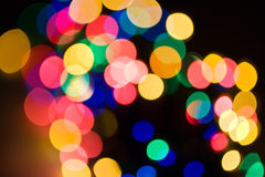Abstract lights Stock Images