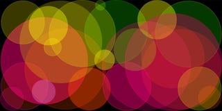 Abstract lights Stock Image