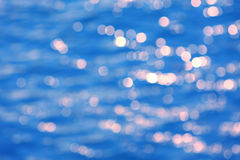 Abstract Lights. Abstract Defocused Lights Stock Photography