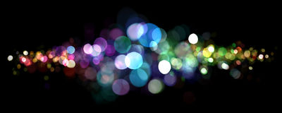 Abstract lights Royalty Free Stock Image