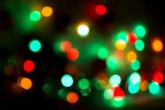abstract lights Στοκ Εικόνες