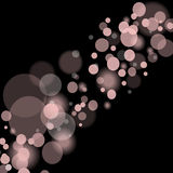 Abstract Lights Background Royalty Free Stock Images