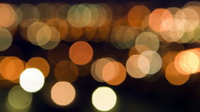 Abstract lights for background Royalty Free Stock Photo