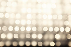 Abstract Lights Background Royalty Free Stock Photo