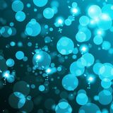 Abstract lights background Stock Images