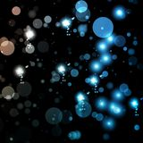 Abstract lights background Royalty Free Stock Image