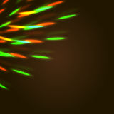 Abstract lights background Royalty Free Stock Photography