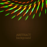 Abstract lights background Royalty Free Stock Photos