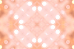 Abstract Lights Blurred Bokeh Background Royalty Free Stock Photos