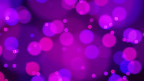 Abstract Lights bokeh background loop Stock Photos