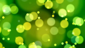 Abstract Lights bokeh background loop stock video
