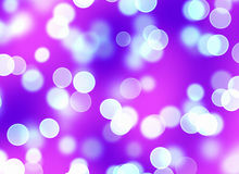 Abstract lights bokeh background stock images