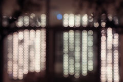 Abstract lights bokeh texture Royalty Free Stock Photos