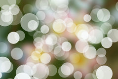 abstract lights Colorful background Stock Photography