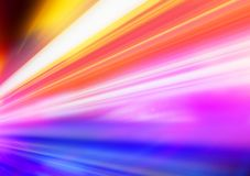 Abstract lights colorful background. Vibrant screen wallpaper stock photography