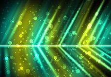 Abstract lights Colorful Royalty Free Stock Photo