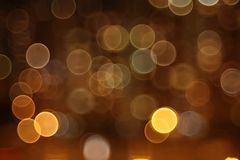 Abstract lights, flash , night Royalty Free Stock Photos