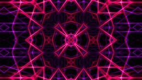 abstract lights neon τρισδιάστατο δίνοντας υπόβαθρο Ελεύθερη απεικόνιση δικαιώματος