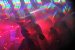 Abstract lights nightclub dance party background. Lights and lasers background, lights, club, nightclub, party, abstract stock image