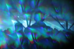 abstract lights nightclub dance party background royalty free stock photo