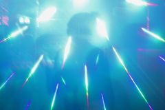 abstract lights nightclub dance party background royalty free stock images