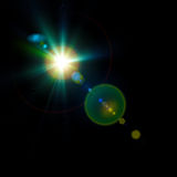 Abstract lights. Sun and festive backgrounds for your design Stock Photo