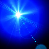 Abstract lights. Sun and festive backgrounds for your design Stock Photos
