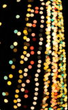 Abstract lights Royalty Free Stock Photography