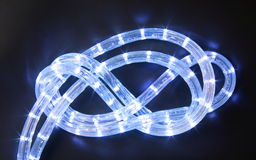 Abstract curve ligth technology background