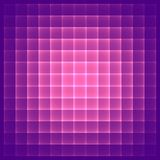 Abstract lilac background. Bright lilac squares. Geometric pattern in lilac and violet colors. Raster bitmap. Digital art Royalty Free Stock Image