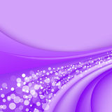 Abstract lilac background. Vector illustration Stock Photos