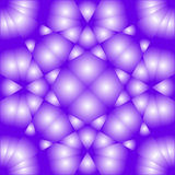 Abstract lilac background. With a white shade of geometric shapes Stock Image