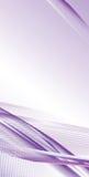 Abstract lilac malplaatje met lijnen Royalty-vrije Stock Foto's